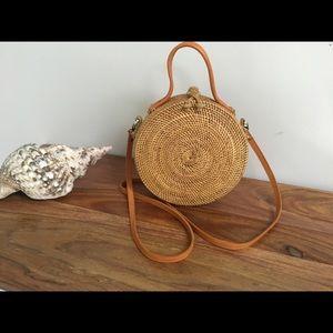 Boho Bag can wear as a crossbody